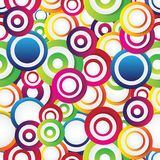 Seamless vector geometric pattern Stock Photos