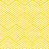 Seamless Vector Geometric Pattern Royalty Free Stock Photography