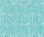 Seamless Vector Geometric Pattern Stock Photo