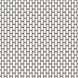 Seamless vector geometric tiles square background Royalty Free Stock Photography