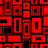 Seamless vector geometrical pattern. Stock Photos