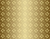 Seamless vector golden texture with gradient Stock Photos