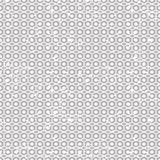 Seamless Vector Grunge Pattern. Creative Geometric Background With Screw Nut. Grunge Texture With Attrition, Cracks And Ambrosia.