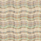 Seamless vector hand drawn geometric pattern Stock Photos