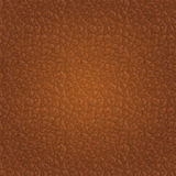 Seamless vector leather texture Royalty Free Stock Photo