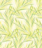 Seamless vector leaves pattern Stock Photography