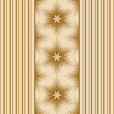 Seamless. Vector seamless line pattern.Template for design cover Royalty Free Stock Photos