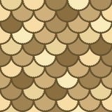 Seamless vector mermaid pattern as fish scale magic background for textile, posters, greeting cards, cases etc vector illustration