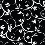 Seamless vector ornamental pattern Stock Image