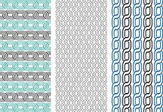 Seamless vector pattern Stock Photography