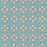 Seamless vector pattern. Abstract Background of buttons for design. Seamless vector pattern. Abstract Background of buttons for your design stock illustration