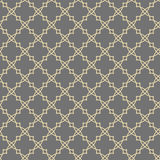 Seamless Vector Pattern in Arabian Style Stock Photography