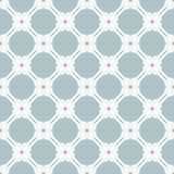 Seamless Vector Pattern in Arabian Style. Seamless vector white ornament in arabian style. Pattern for wallpapers and backgrounds Stock Photo
