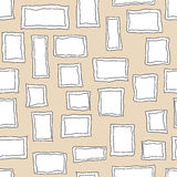 Seamless vector pattern background Royalty Free Stock Photo
