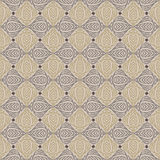 Vintage pattern in sepia color Stock Images