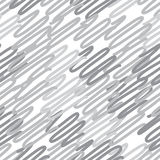 Seamless vector pattern doodle scribble Royalty Free Stock Images