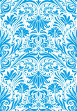 Seamless vector pattern. Seamless vector floral walpaper pattern Royalty Free Stock Image