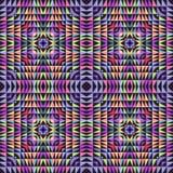Seamless vector pattern. geometric wallpaper Stock Image