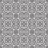 Seamless vector pattern. geometric wallpaper Royalty Free Stock Image