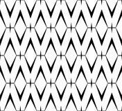 Seamless vector pattern. Grafic background. Stock Photography