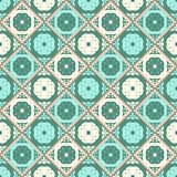 Seamless vector pattern with Oriental ornament. stock illustration