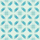 Seamless vector pattern with seashells. Vector Stock Photography