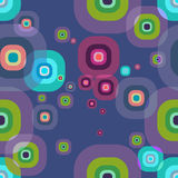 Seamless vector pattern Stock Image