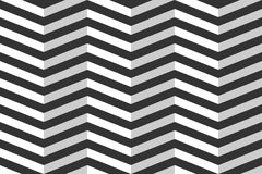 Free Seamless Vector Pattern. Triangular Waves - Zigzags. Stock Image - 62442361