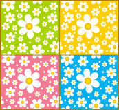 Seamless vector retro pattern Royalty Free Stock Images