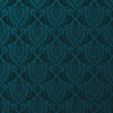 Seamless vector retro wallpaper. Vintage baroque Stock Photos