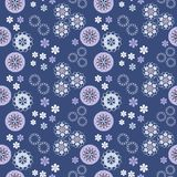 Seamless vector spring pattern Stock Images