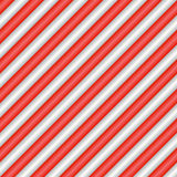 Seamless vector square candy pattern with diagonal lines. Stock Photography