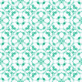 Seamless vector swirl pattern. Modern texture Stock Photography