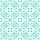 Seamless vector swirl pattern. Modern texture Stock Images