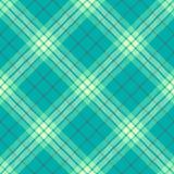 Seamless vector tartan pattern Stock Photos