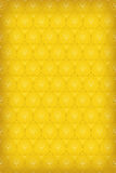 Seamless vector texture in the gold Royalty Free Stock Images