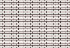 Seamless vector texture with grey brickwall Stock Photo