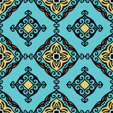 Seamless vector tiled background Stock Image