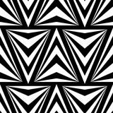 Seamless Vector Triangles Pattern for Textile Design vector illustration