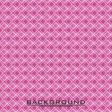 Seamless vector violet rhombus pattern. Background Stock Photos