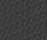 Seamless vector wallpaper Royalty Free Stock Image