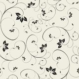 Seamless vector wallpaper.. Royalty Free Stock Image