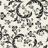 Seamless vector wallpaper.. Royalty Free Stock Images