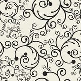 Seamless vector wallpaper.. Stock Images