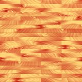 Seamless vector wood plank Stock Photo