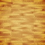 Seamless vector wood plank Royalty Free Stock Images