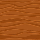 Seamless vector wood texture Royalty Free Stock Photos