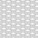 seamless vektor för abstrakt modell stock illustrationer