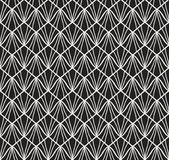 seamless vektor för abstrakt modell Art Deco Style Background geometrisk textur Royaltyfria Foton