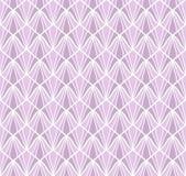 seamless vektor för abstrakt modell Art Deco Style Background geometrisk textur Royaltyfri Foto